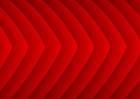 Streszczenie czerwone strzałki prędkość motywu tła do prezentacji