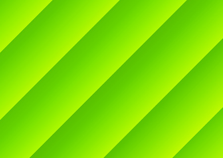 ecology background: Abstract green ecology theme stripes and lines background for presentation Illustration
