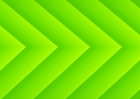 nitro: Abstract green ecology theme arrows background for presentation