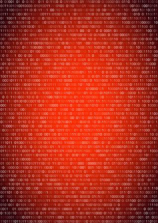 Binary machine code, computer program listing