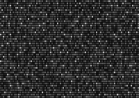 algorithm: Background with white rectangles plates screen