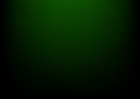 Clear studio dark green vector background for product presentation