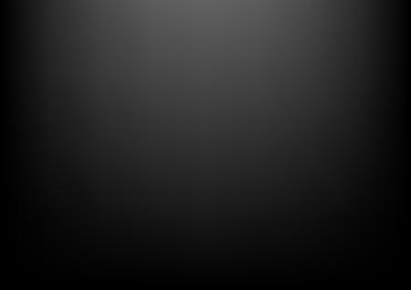 schwarz: Klar Studio dunklen Vektor schwarzem Hintergrund für Produktpräsentation