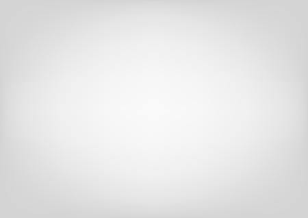 Clear studio light vector white background for product presentation Vettoriali