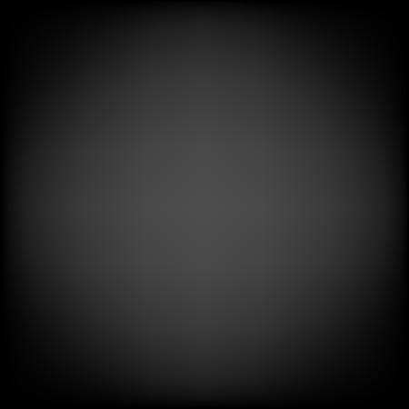 Effacer studio de vecteur foncé fond noir pour la présentation des produits Vecteurs