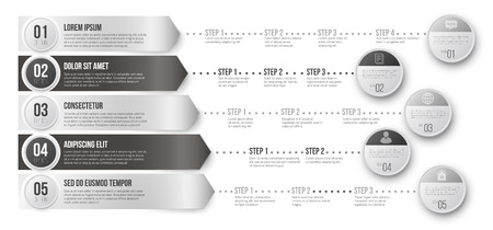 checkpoint: Timeline Infographic Template