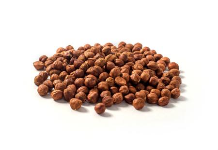hazelnut walnut in bowl