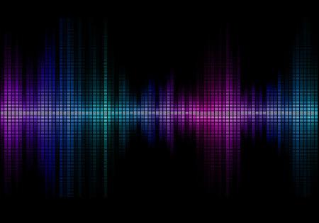 Musik Schallwellen