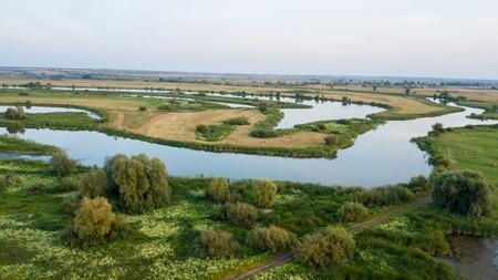 Riverland lake river