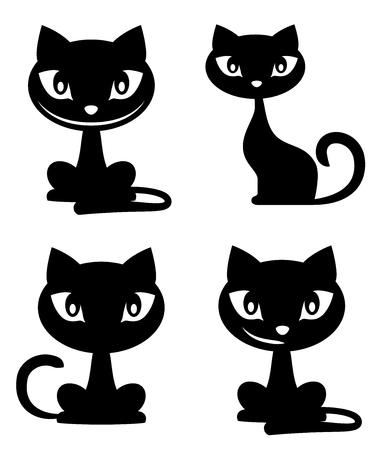 Cat icon Çizim