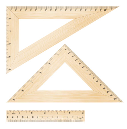 rulers and triangles