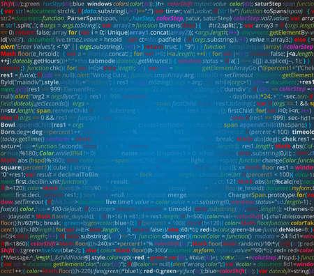 Abstract program code