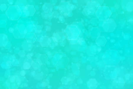 Aqua marine colors. Abstract background with blurred spots in water depth Фото со стока