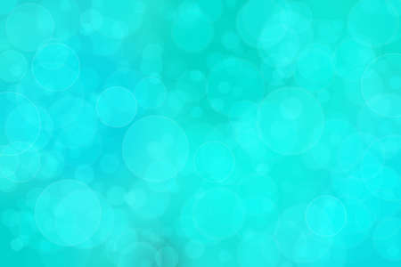 Abstract blurred background of soft aqua colors
