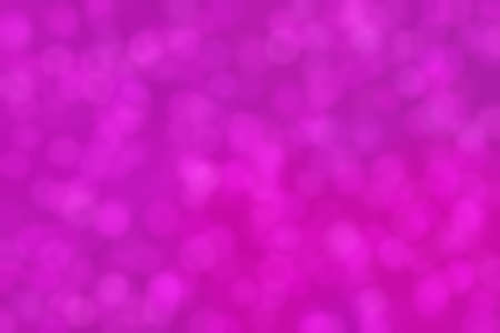 Mysterious purple abstract bacground with circle spots bokeh lights