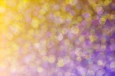 Abstract multi colored background. Yellow, purple and transitions colors. Defocused spots 版權商用圖片