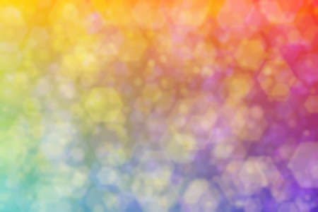 Abstract background with gradient from yellow to purple and different mixtures. 版權商用圖片