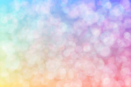 Abstract background with bokeh. Soft light defocused spots. 스톡 콘텐츠