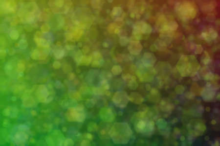 Nice background with light and dark green colors and their mixture in different channels. Gradient with bokeh. 스톡 콘텐츠