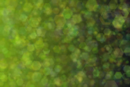 Abstract green background with gradient transitions and light spots. Soft bokeh 版權商用圖片