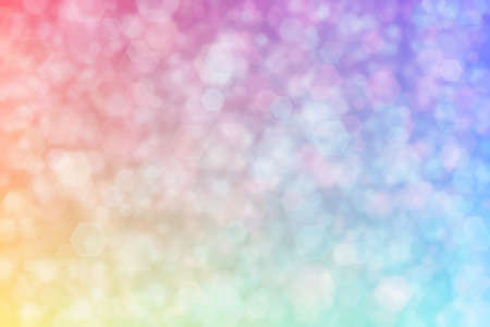 Abstract background with pink and blue colors and their transition and blurred light spots. 版權商用圖片 - 168020181