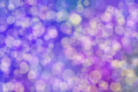 multiple abstract defocused background with circle shape bokeh spots