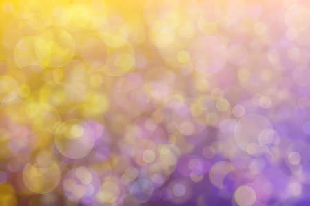 Abstract background with bokeh. Soft light defocused spots. Imagens