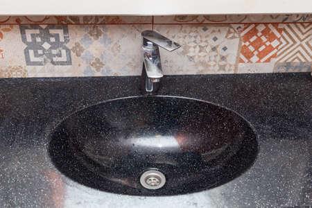Washroom or toilet. Illustrative editorial universal background Foto de archivo
