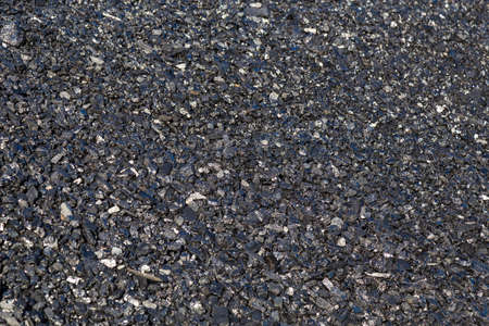 Natural black coals for universal illustrative background. Industrial coals. Used as a household fuel, energy fuel, raw material for the metallurgical and chemical industries