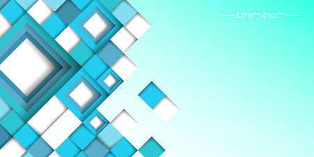 Abstract geometric design with rhombuses Foto de archivo - 99833973