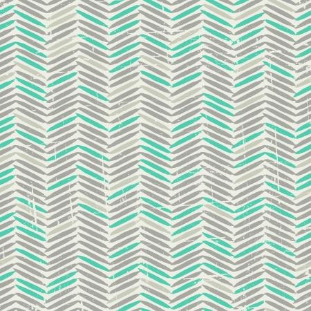 회색과 녹색 빈티지 원활한 패턴입니다.