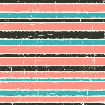 Seamless pattern with pastel pink an blue lines. Vector