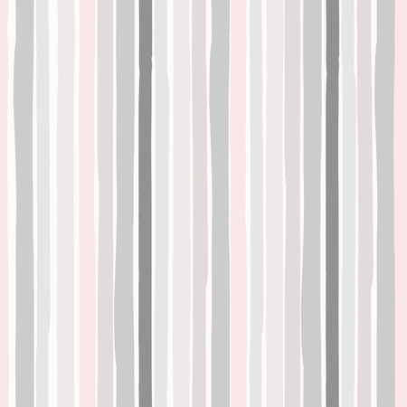 textured paper: Seamless repeating pattern with hand drawn stripes in pastel colors on cream background.