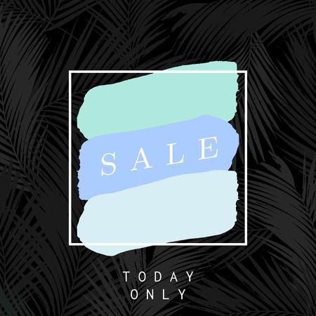 Modern and stylish sale poster, sale brochure, discount offer design. Vector Illustration
