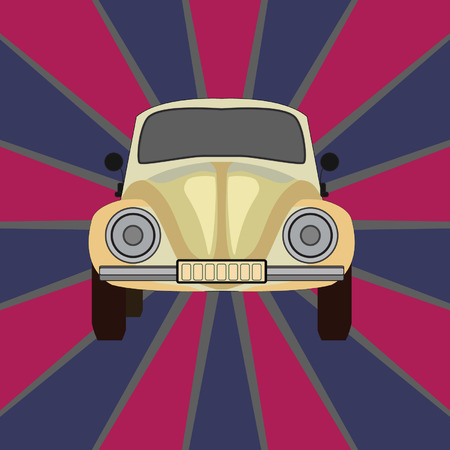 volkswagen: beetle, old, volkswagen, vintage, funny, auto