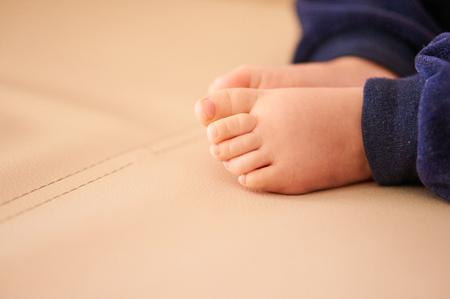 babys: Babys foot.