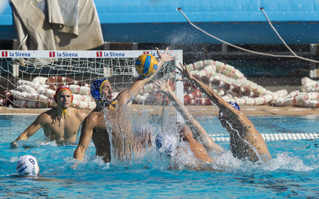 waterpolo: WATERPOLO: MATARO vs BARCELONETA