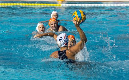 piscina olimpica: WATERPOLO: MATARO vs ZARAGOZA Editorial