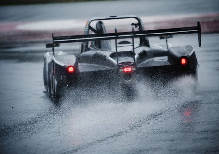motorcars: Endurance Proto at V de V Endurance Series that celebrates at Circuit de Barcelona Catalunya on March 21-22, 2015 in Barcelona, Spain.