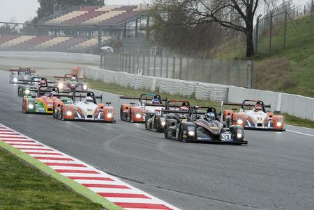 proto: Endurance Proto at V de V Endurance Series that celebrates at Circuit de Barcelona Catalunya on March 21-22, 2015 in Barcelona, Spain.