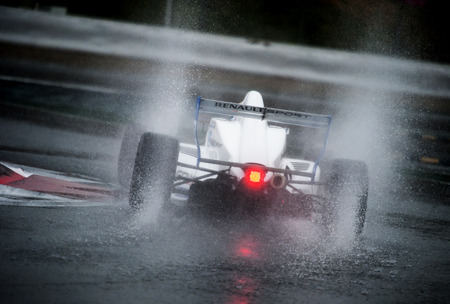 motorcars: Challenge Formula at V de V Endurance Series that celebrates at Circuit de Barcelona Catalunya on March 21-22, 2015 in Barcelona, Spain. Editorial
