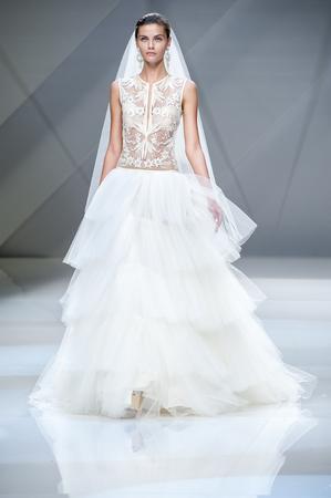 Naeem Khan Wedding Dress Spain