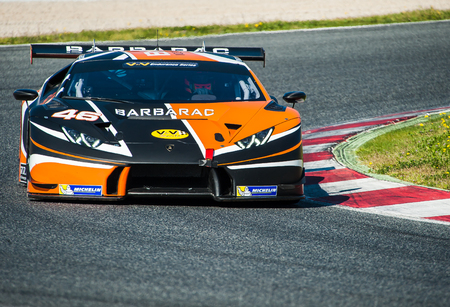 AB Sport Auto at V de V Endurance Series that celebrates at Circuit de Barcelona Catalunya on March 17-19 of 2017 in Barcelona, Spain.