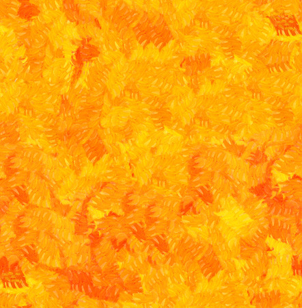 abstract fire: Fire orange abstract seamless pattern oil strokes painting texture