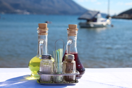 hedonism: lunch on sea