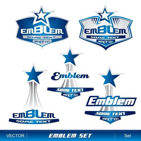 Zestaw Emblem
