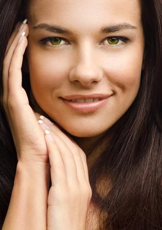 Beauty photo of an Caucasian woman Stock Photo - 10936481