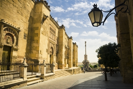 The Mezquita in Cordoba, Andalusia, Spain Stock Photo