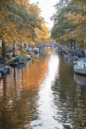 Canale di Amsterdam, Paesi Bassi