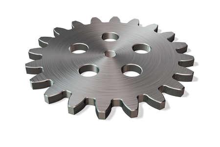 3D Iron gear